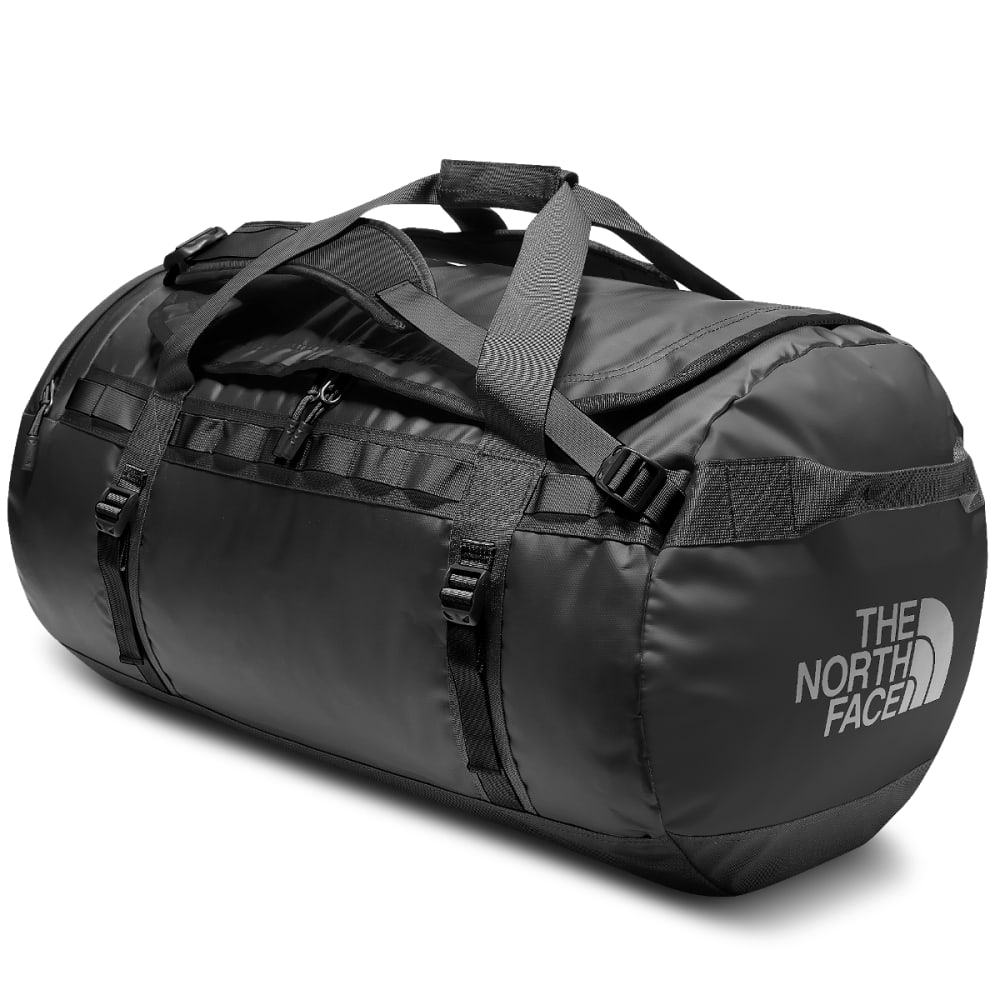 THE NORTH FACE Base Camp Duffel Bag, Large - TNF BLACK