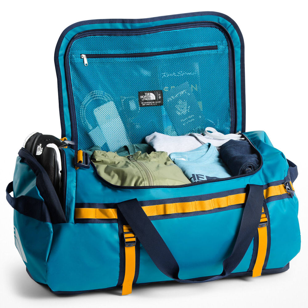 THE NORTH FACE Base Camp Duffel Bag, Large - CRYSTAL TEAL/NVY AS1