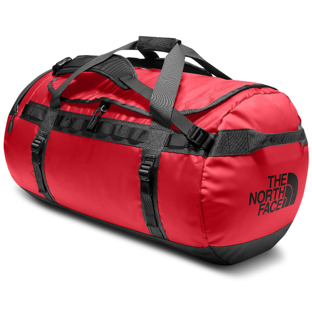THE NORTH FACE Base Camp Duffel Bag, Large - TNF RED/TNF BLACK