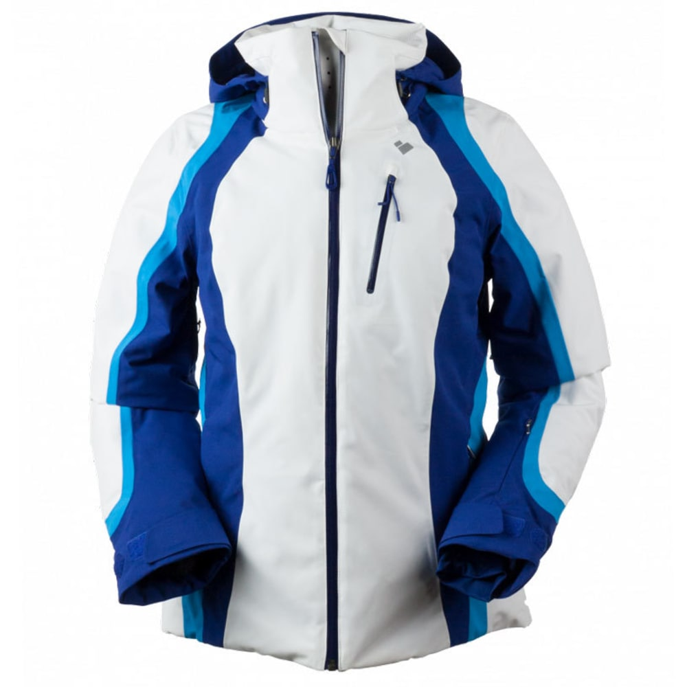 OBERMEYER Women's Jette Jacket, Petite - WHITE