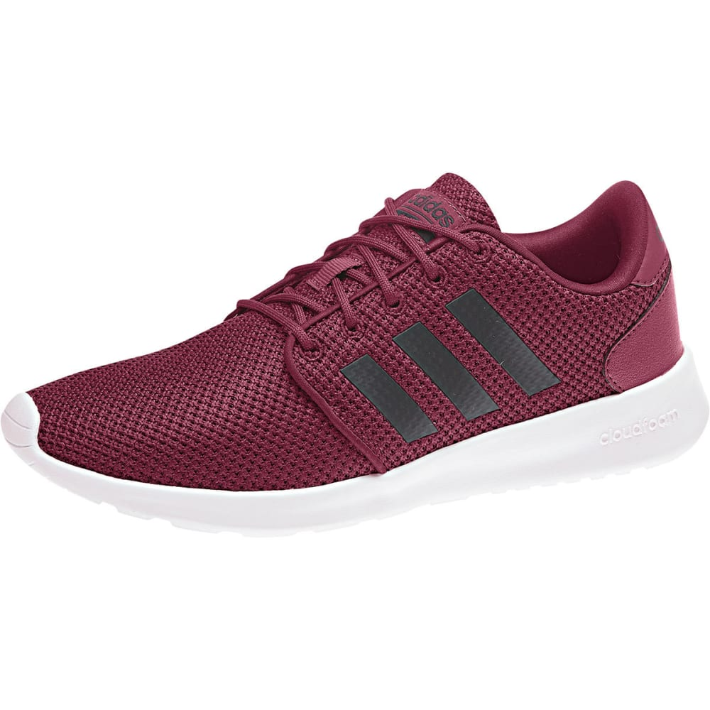 ADIDAS Women's Cloudfoam QT Racer Running Shoes 8.5
