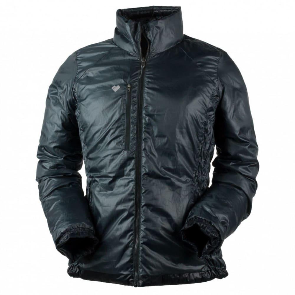 OBERMEYER Women's Soleil Reversible Down Insulator Jacket - BLACK