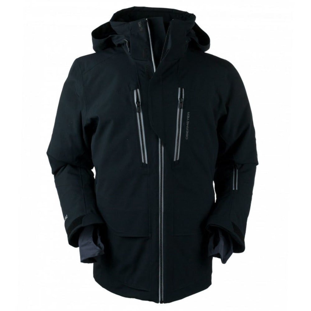 OBERMEYER Men's Kodiak Jacket - BLACK