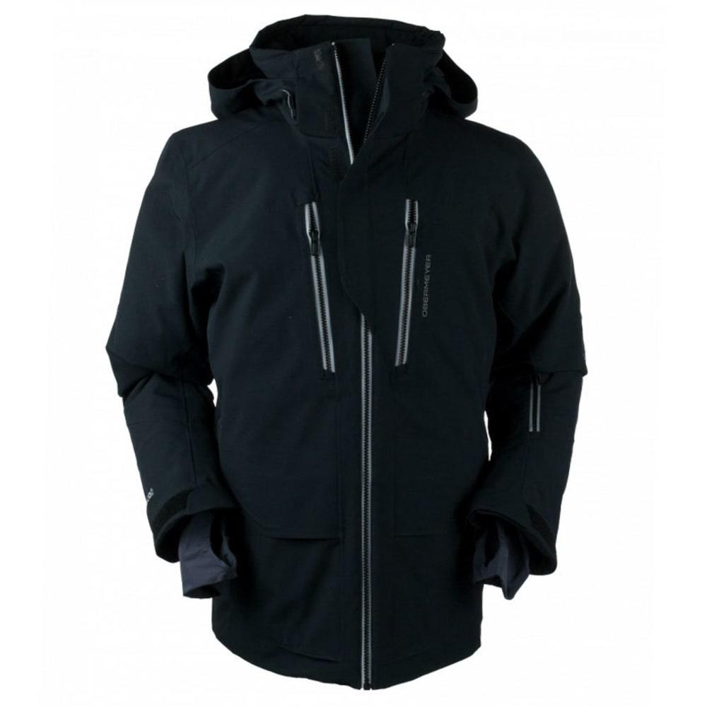 OBERMEYER Men's Kodiak Jacket - BLACK