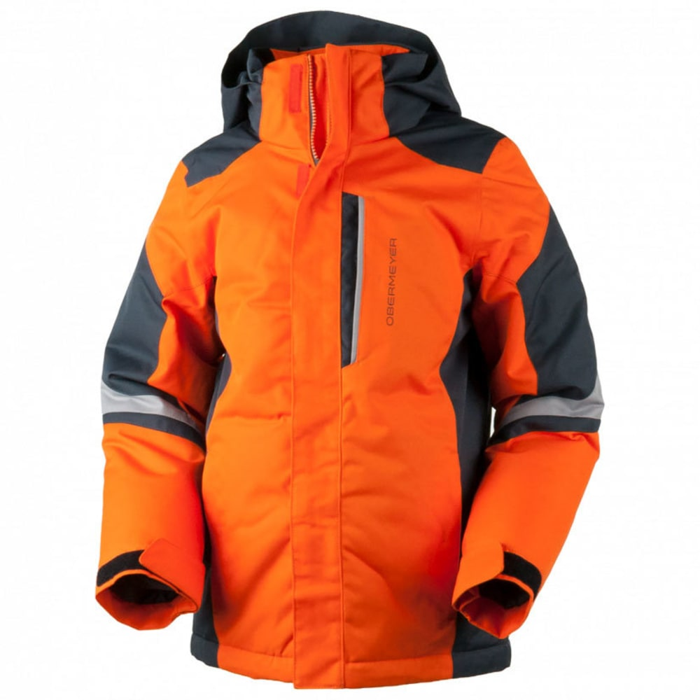 OBERMEYER Boys' Fleet Jacket - DROP ZONE