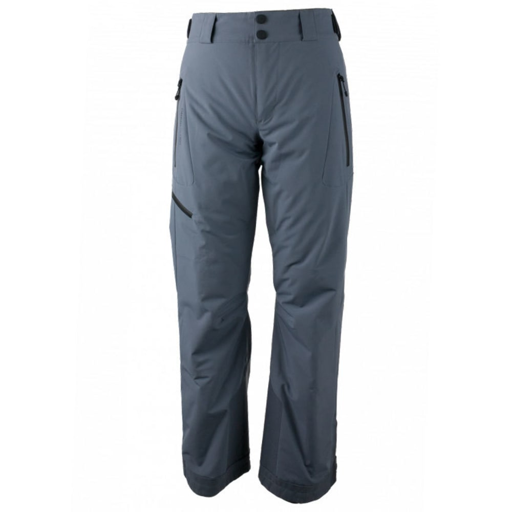 OBERMEYER Men's Force Ski Pants - EBONY