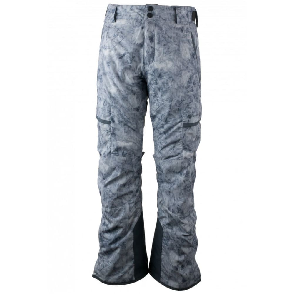 OBERMEYER Men's Ballistic Ski Pants - MARBLE