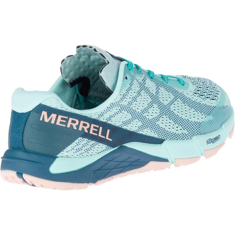 a7e661ae3848 MERRELL Women  39 s Bare Access Flex E-Mesh Trail Running Shoes -
