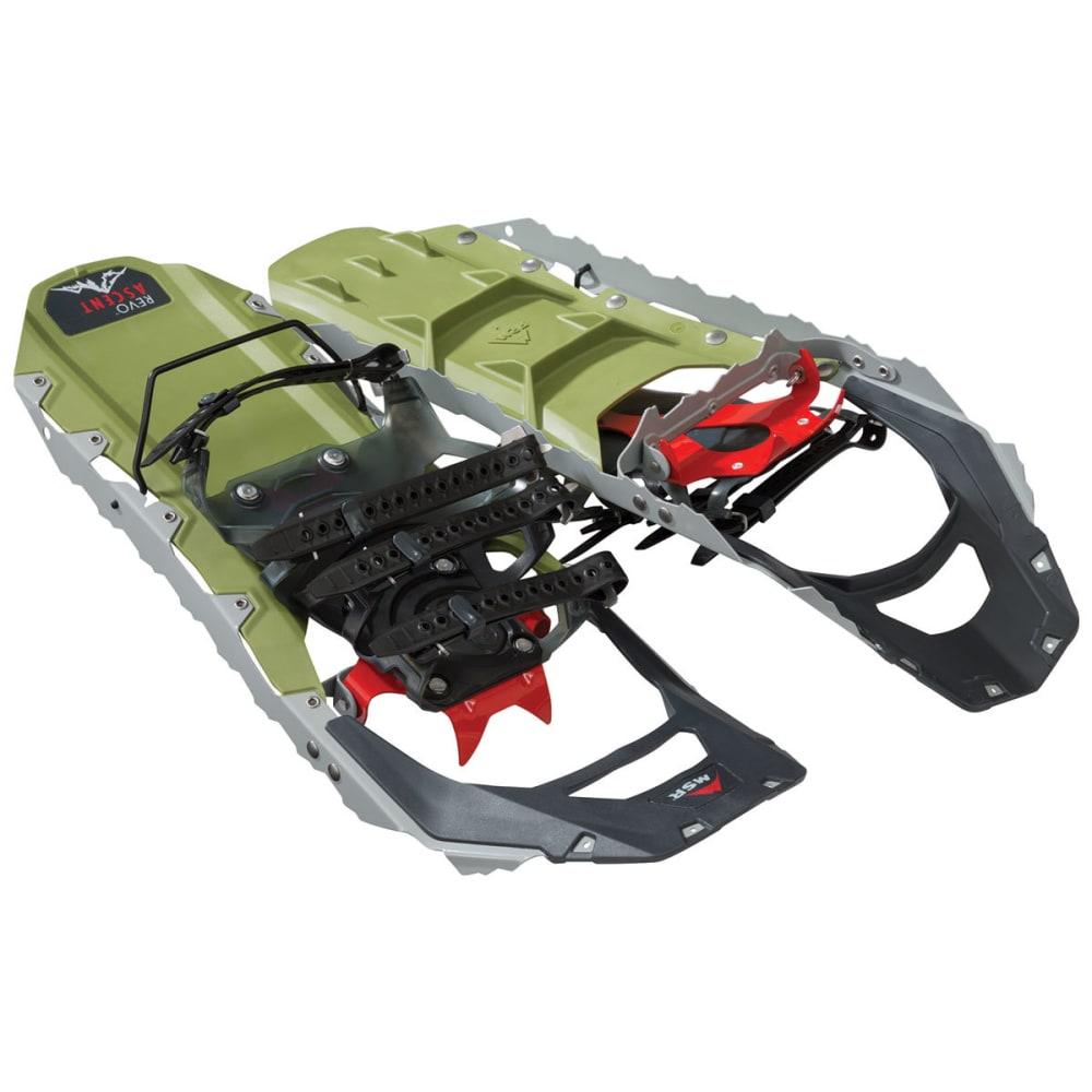 MSR Revo Ascent 22 Snowshoes - OLIVE GREEN