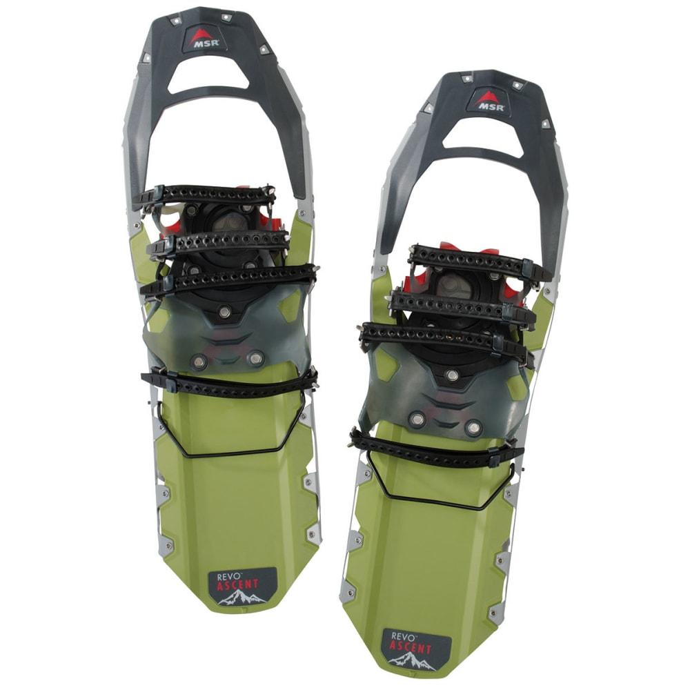 MSR Revo Ascent 25 Snowshoes - OLIVE GREEN