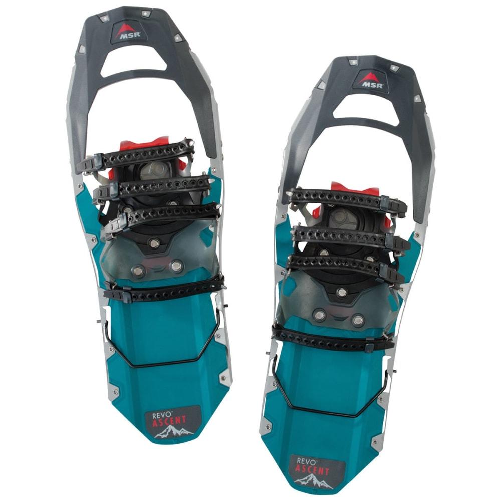 MSR Women's Revo Ascent 22 Snowshoes - DARK CYAN