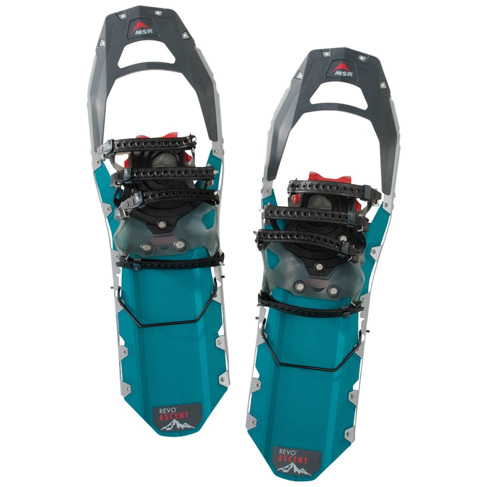 MSR Women's Revo Ascent 25 Snowshoes - DARK CYAN