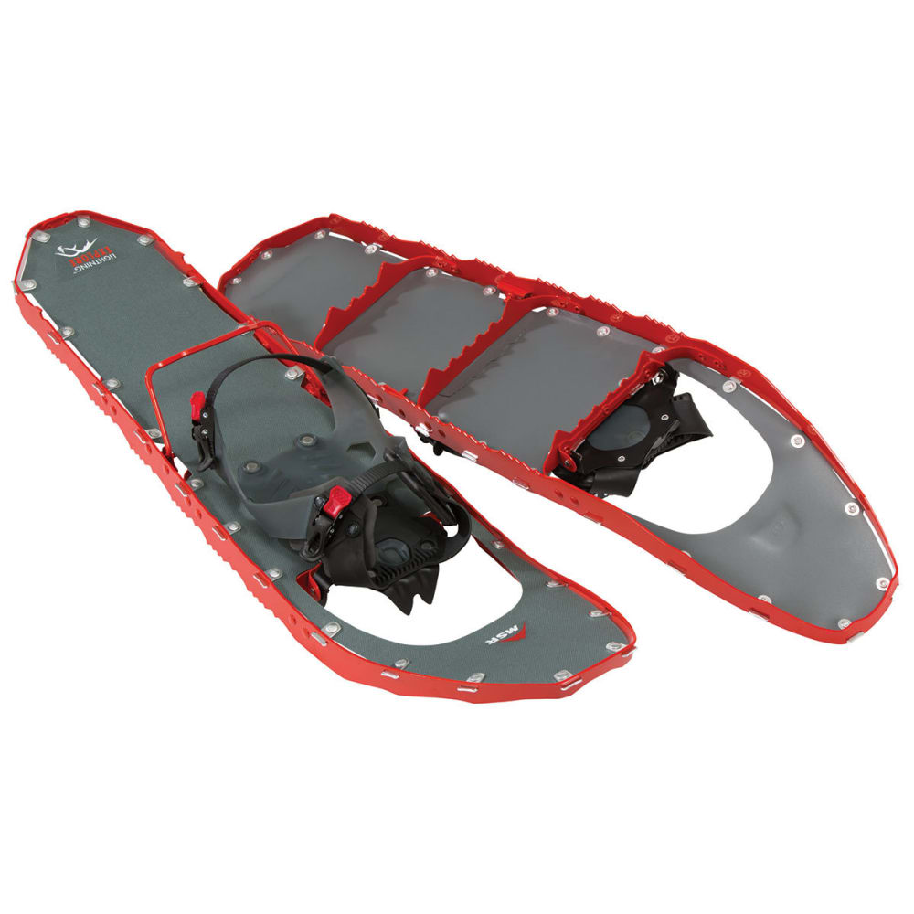 MSR Lightning Explore 30 Snowshoes - INTERNATIONAL ORANGE