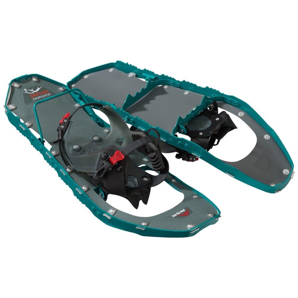 MSR Women's Lightning Explore 22 Snowshoes - TEAL