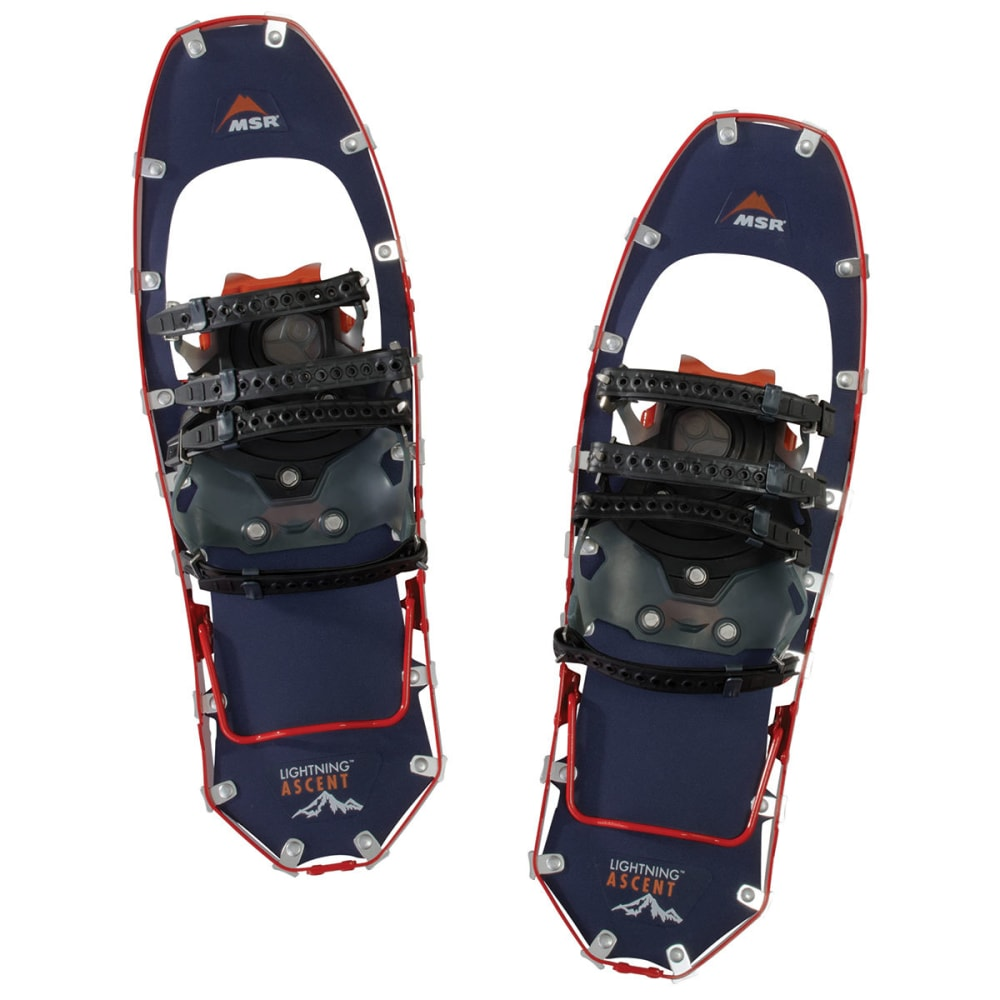 MSR Women's Lightning Ascent 22 Snowshoes - RASPBERRY