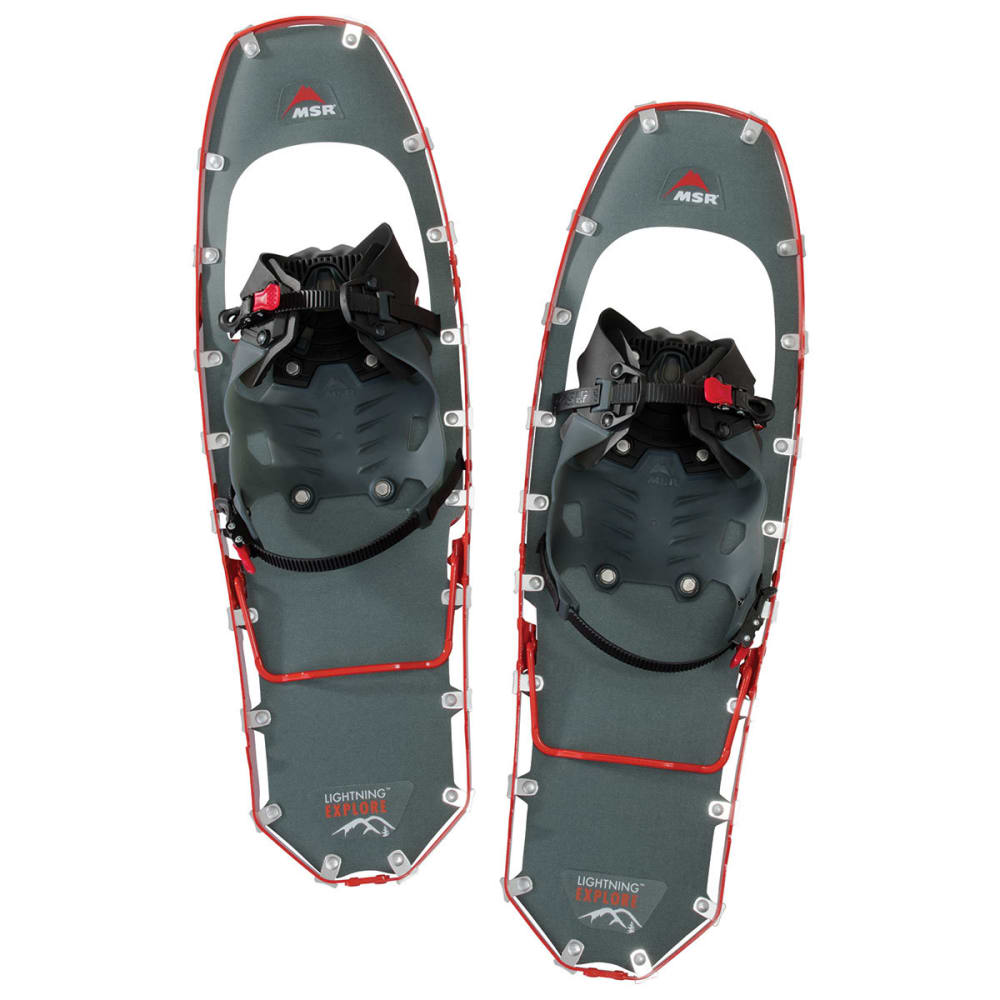 MSR Lightning Explore 25 Snowshoes - INTERNATIONAL ORANGE