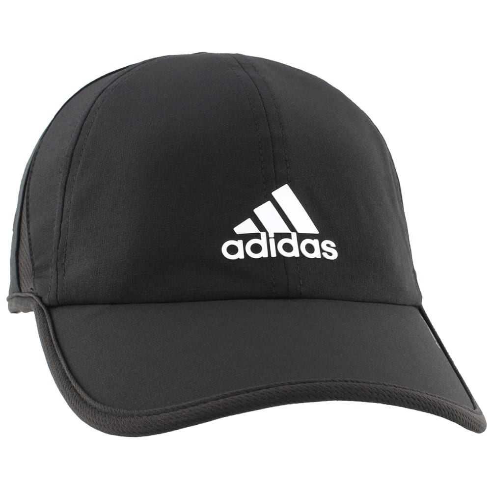 ADIDAS Men's SuperLite Training Hat - 5144381-BLK/WHITE
