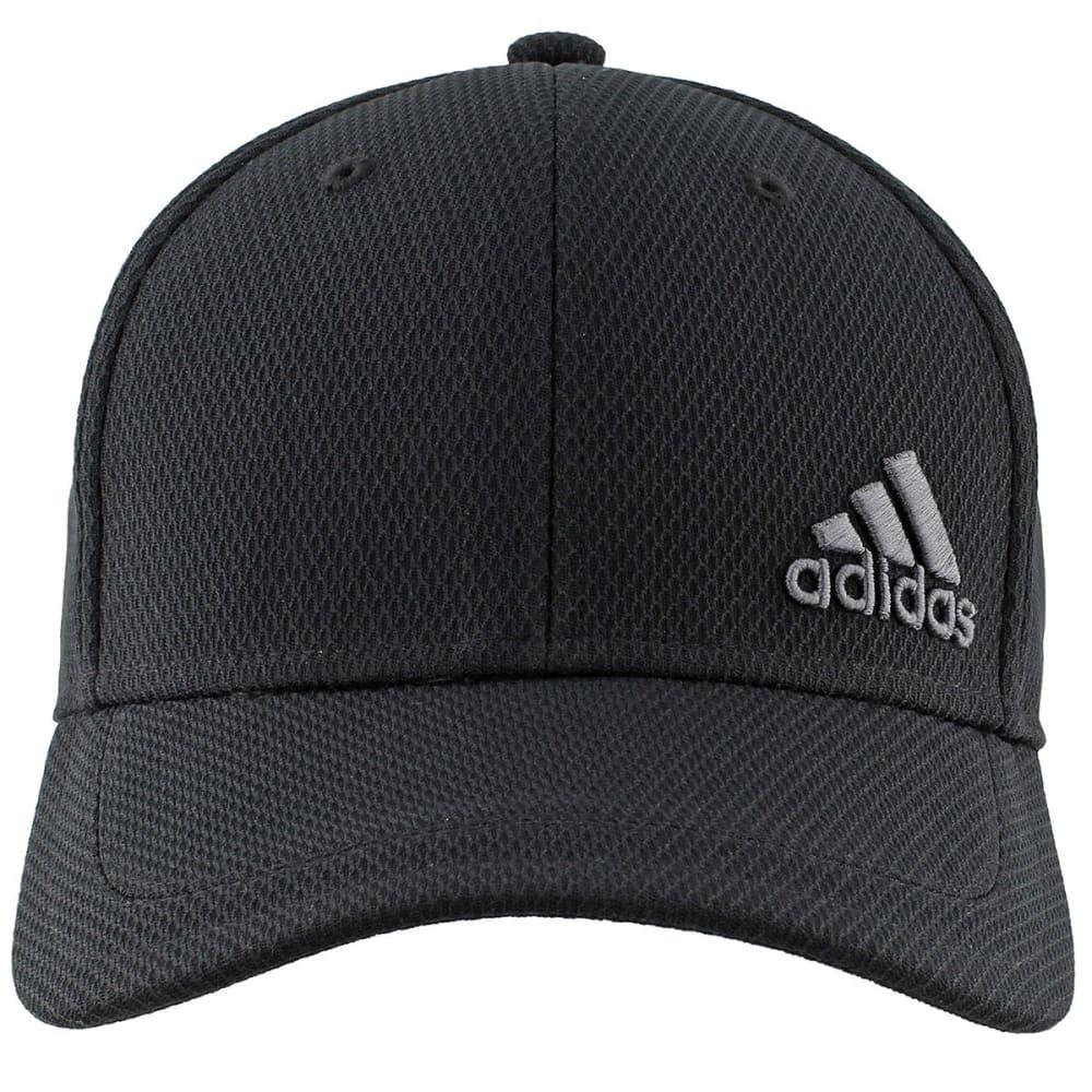 ADIDAS Men's Release Stretch Fit Cap - 5144139-BLACK