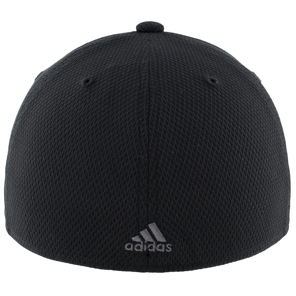 ADIDAS Men's Release Stretch Fit Cap - 5144139-BLACK