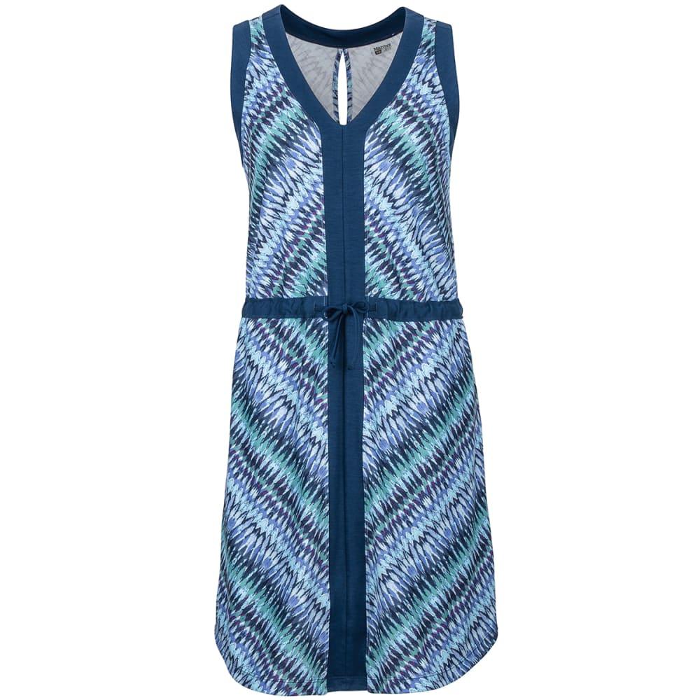 MARMOT Women's Remy Dress - 8207-LT RAIN FEATHER