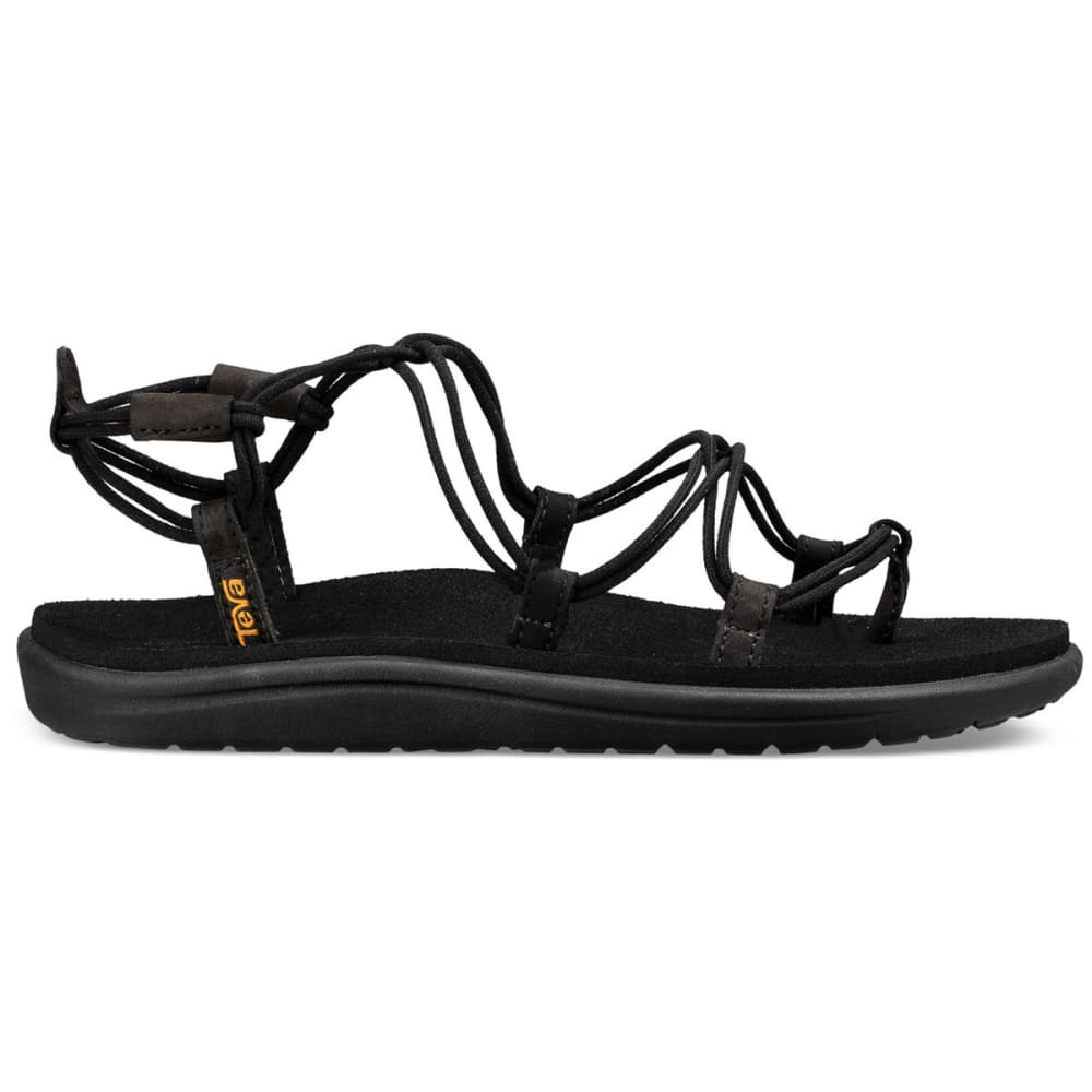 TEVA Women's Voya Infinity Sandals - BLACK