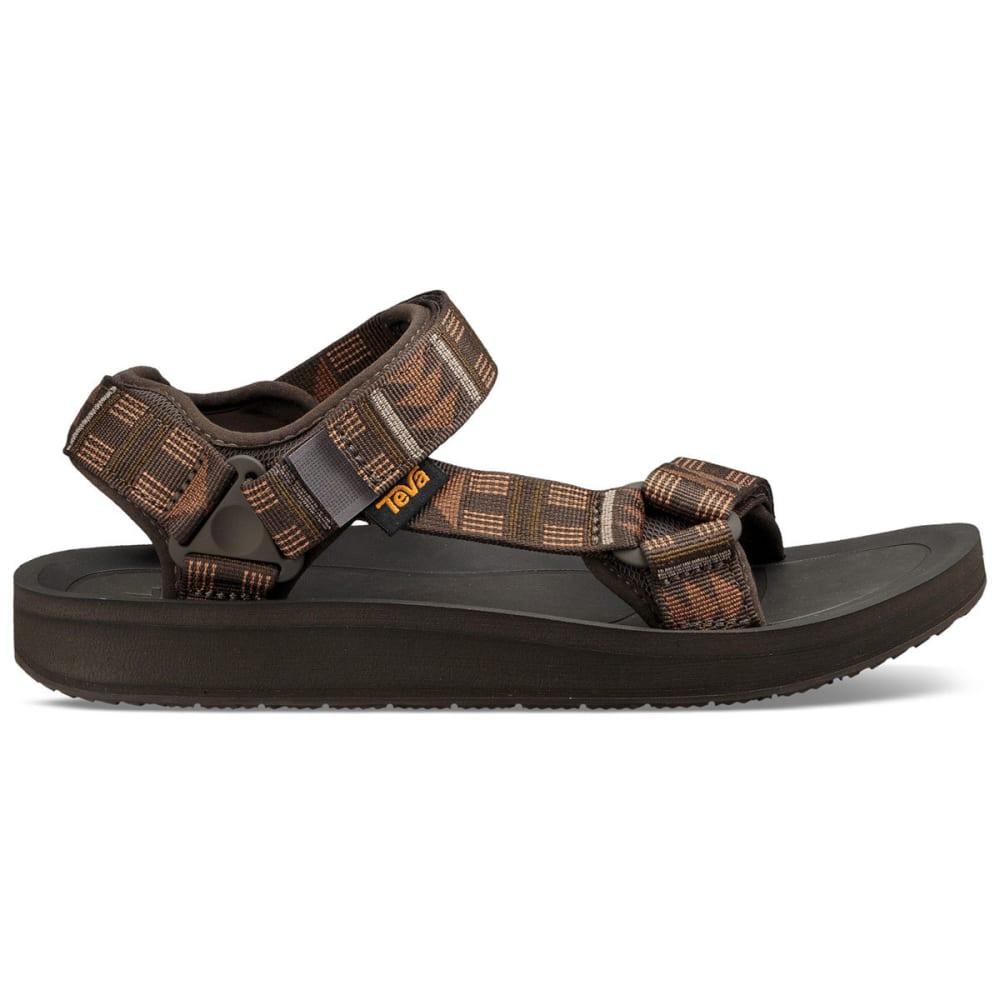 TEVA Men's Original Universal Premier Sandals - BEACH BREAK BROWN