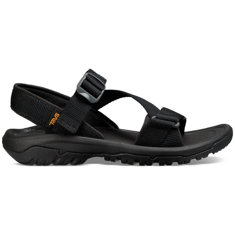 TEVA Men's Hurricane XLT2 Cross Strap Sandals - BLACK