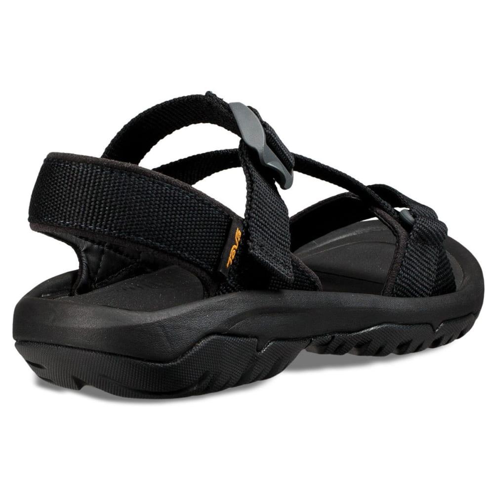 TEVA Men's Hurricane XLT2 Cross Strap Sandals - BLACK