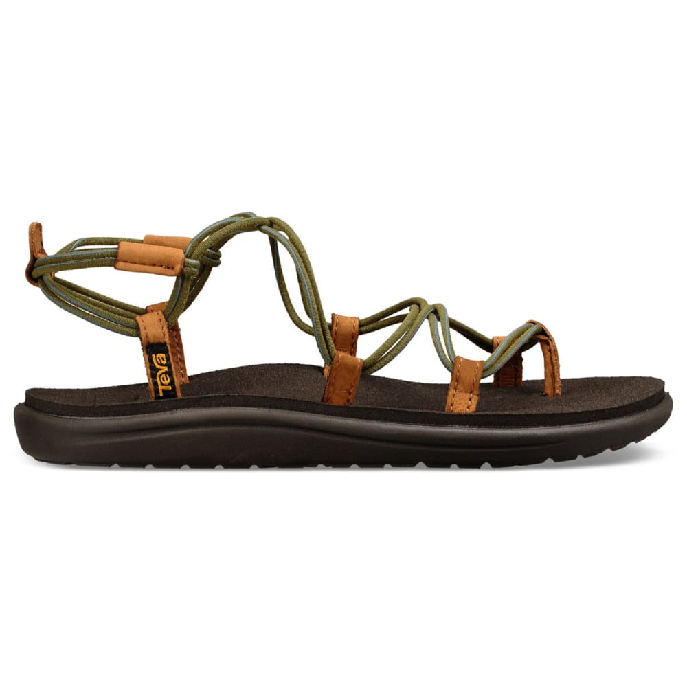 TEVA Women's Voya Infinity Sandals - AVOCADO