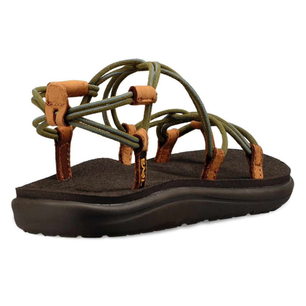 TEVA Women's Voya Infinity Sandals - AVOCADO