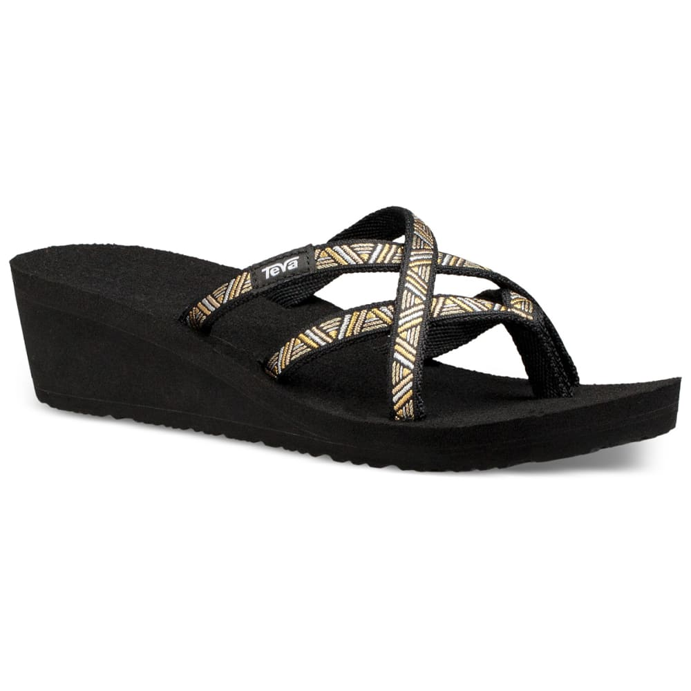 TEVA Women's Mandalyn Wedge Ola 2 Sandals 10