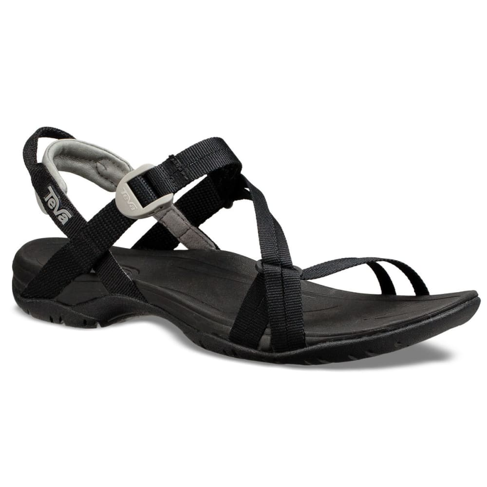 TEVA Women's Sirra Sandals - BLACK