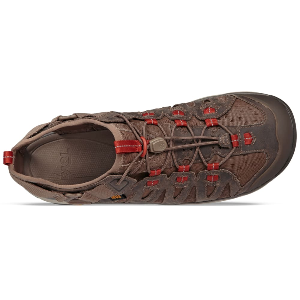 546b5ba72 TEVA Men s Terra-Float Active Lace Hiking Sandals - Eastern Mountain ...