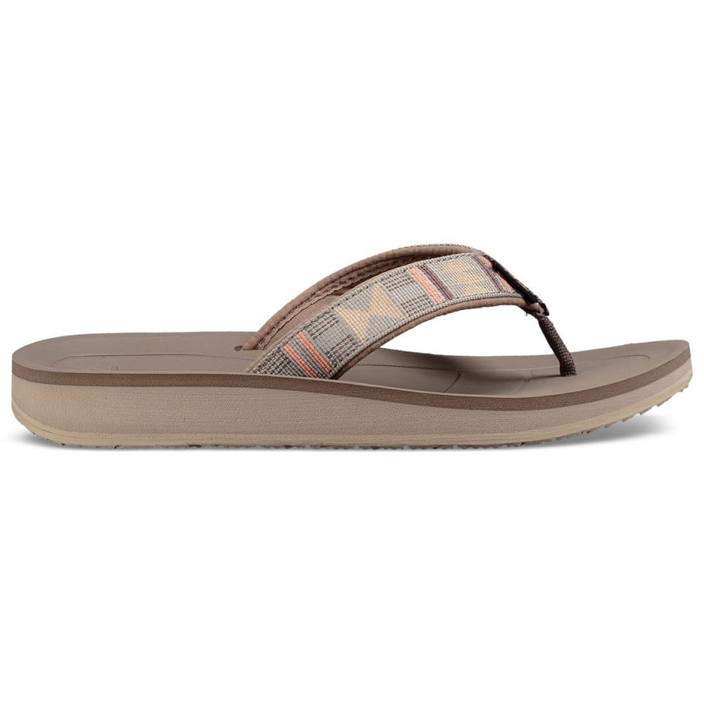 TEVA Women's Flip Premier Sandals - DESERT SAGE
