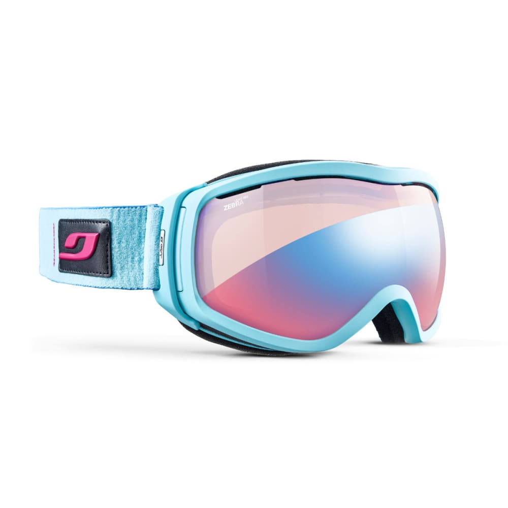 JULBO Elara Goggles, Sky - Zebra Light Red - SKY BLUE