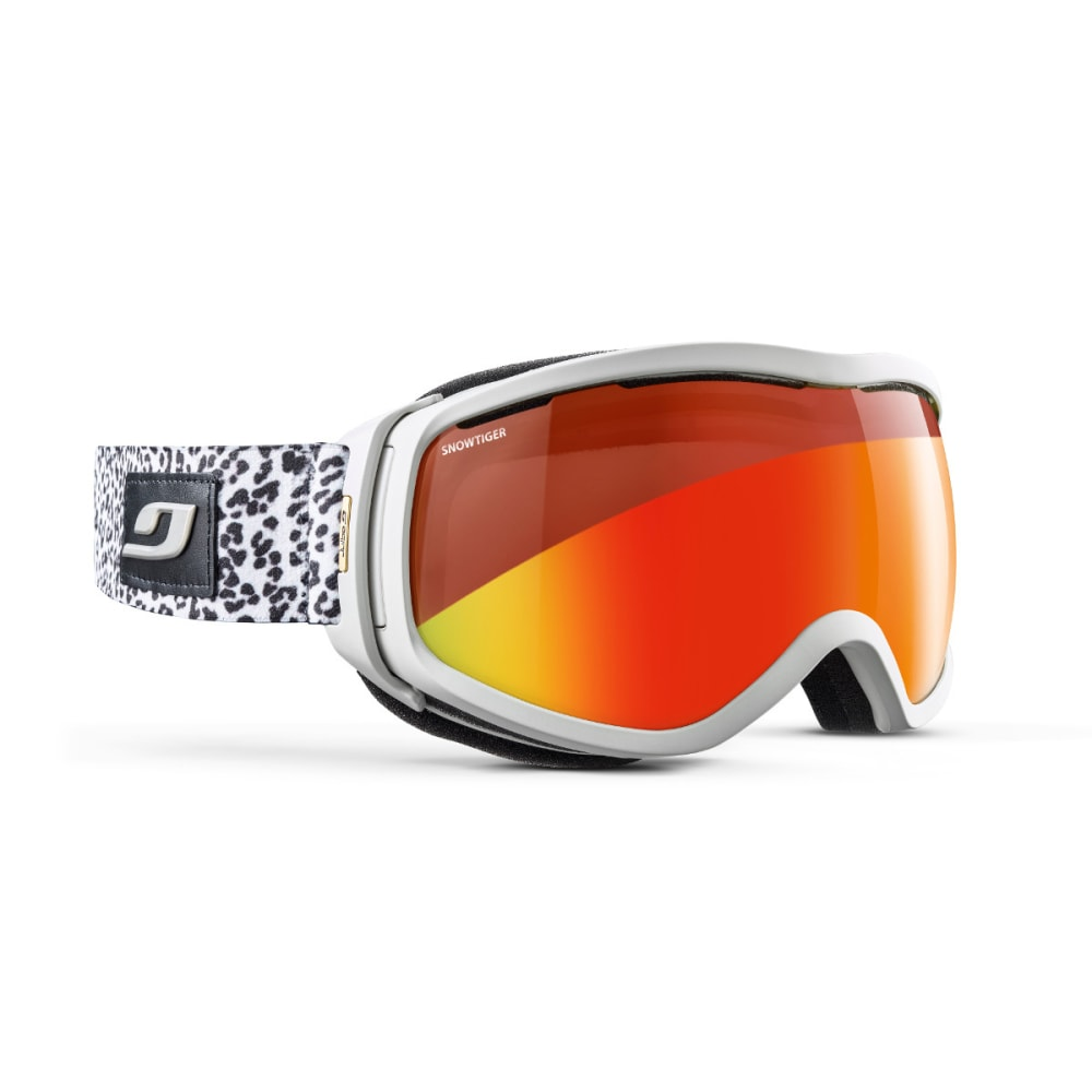 JULBO Elara Goggles, White Panther - Snow Tiger - PANTER