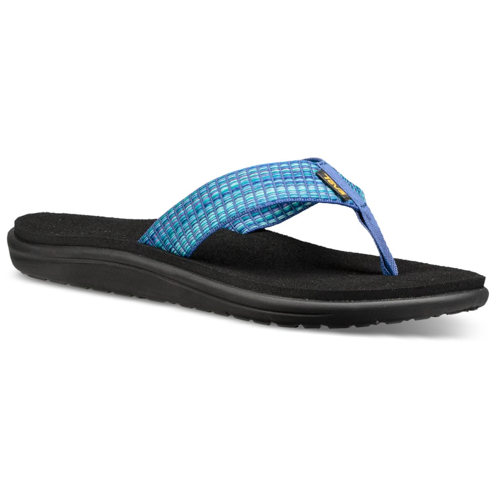 TEVA Women's Voya Flip Sandals 7