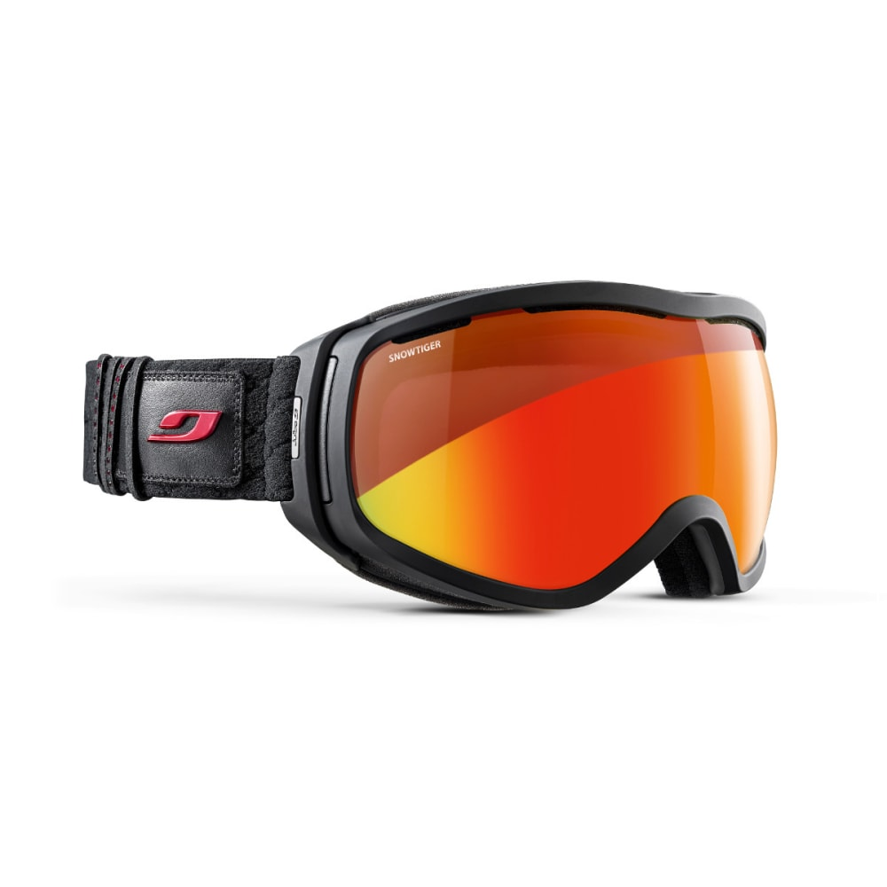 JULBO Elara OTG Goggles, Black - Snow Tiger - BLACK