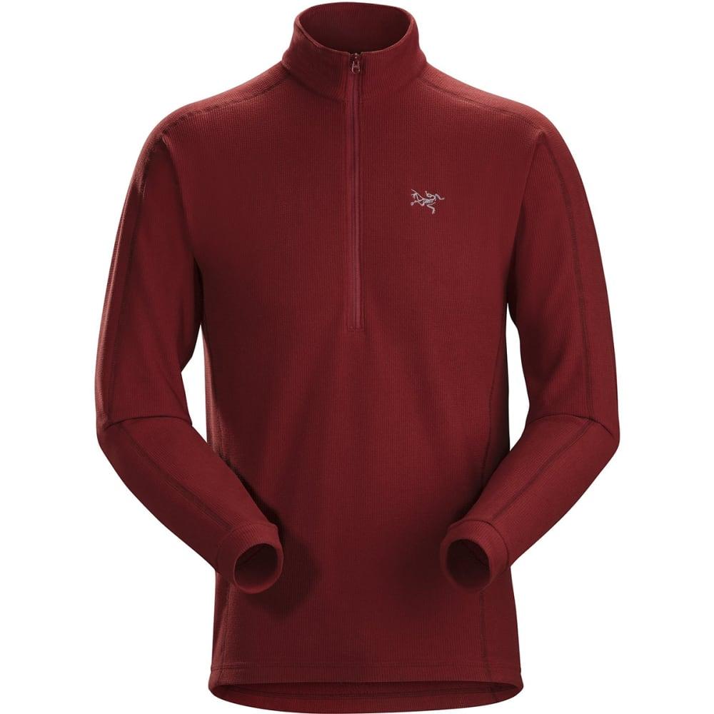 ARC'TERYX Men's Delta LT Zip-Neck Pullover S