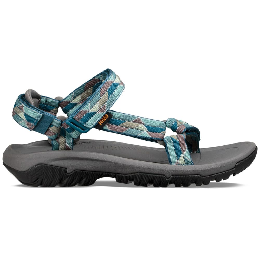 TEVA Women's Hurricane XLT2 Hiking Sandals - BLUE MULTI