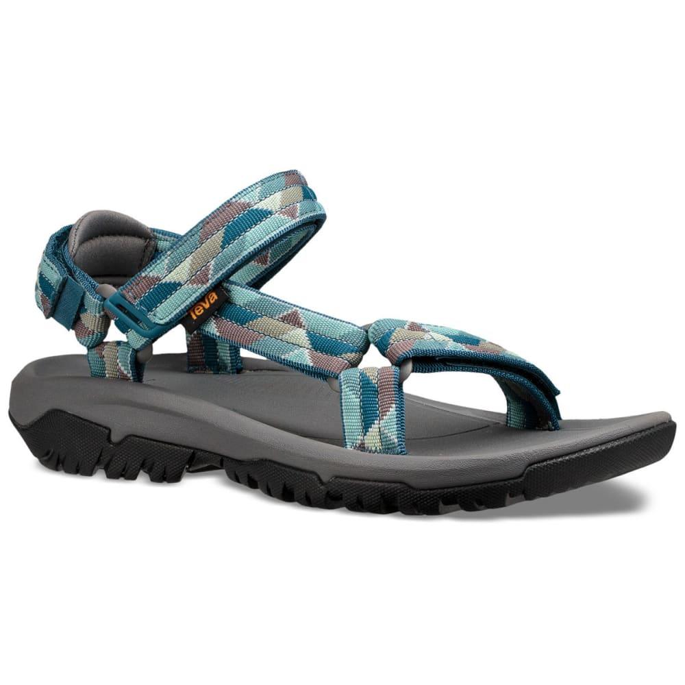 TEVA Women's Hurricane XLT2 Hiking Sandals - BLUE MULTI