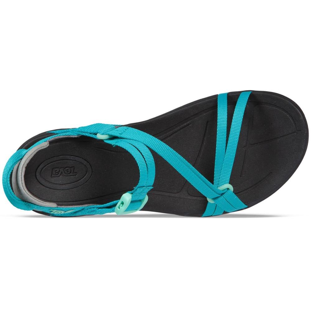 TEVA Women's Sirra Sandals - TILE BLUE