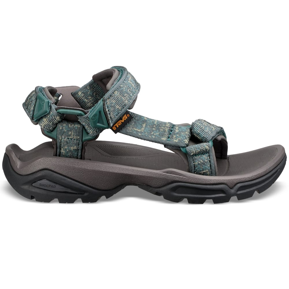 TEVA Women's Terra Fi 4 Sandals - NORTH ATLANTIC