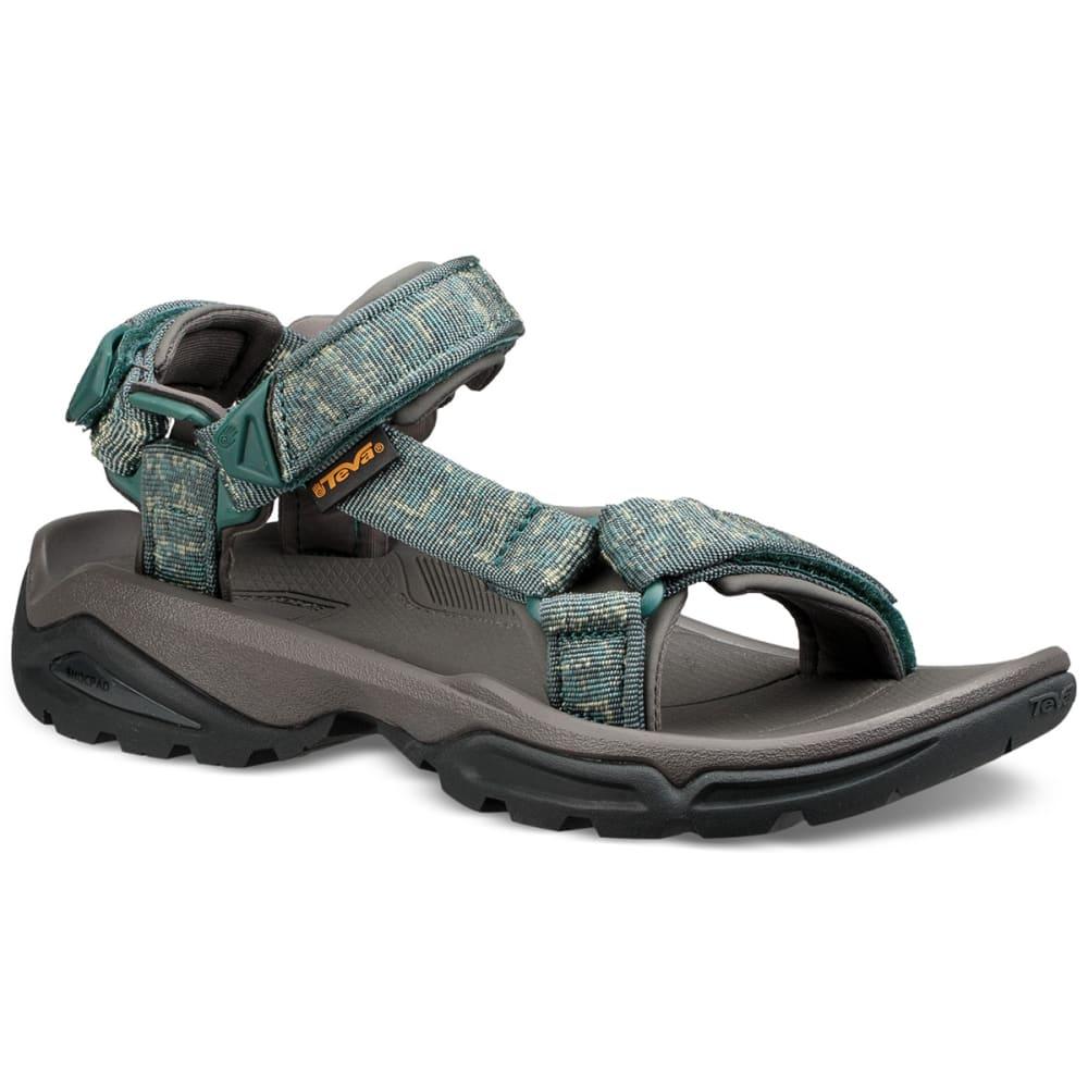 TEVA Women's Terra Fi 4 Sandals 6