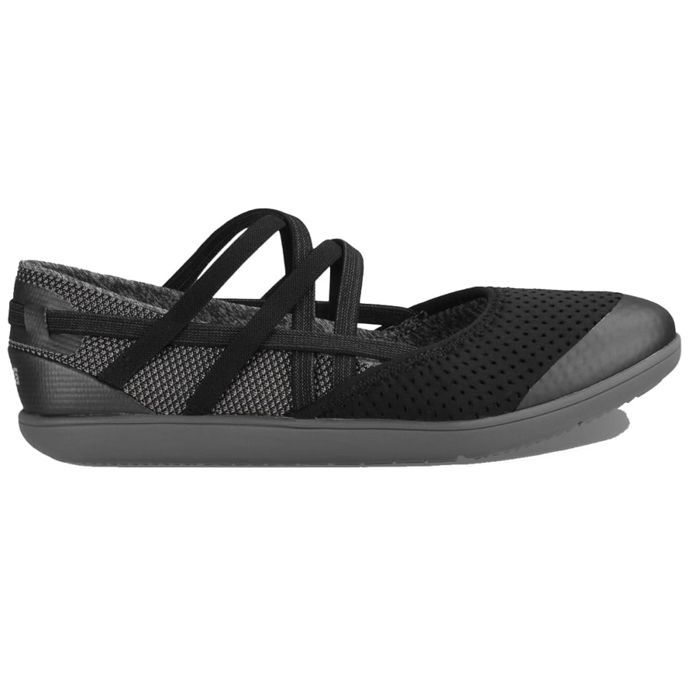 TEVA Women's Hydro-Life Slip-On Shoes - BLACK