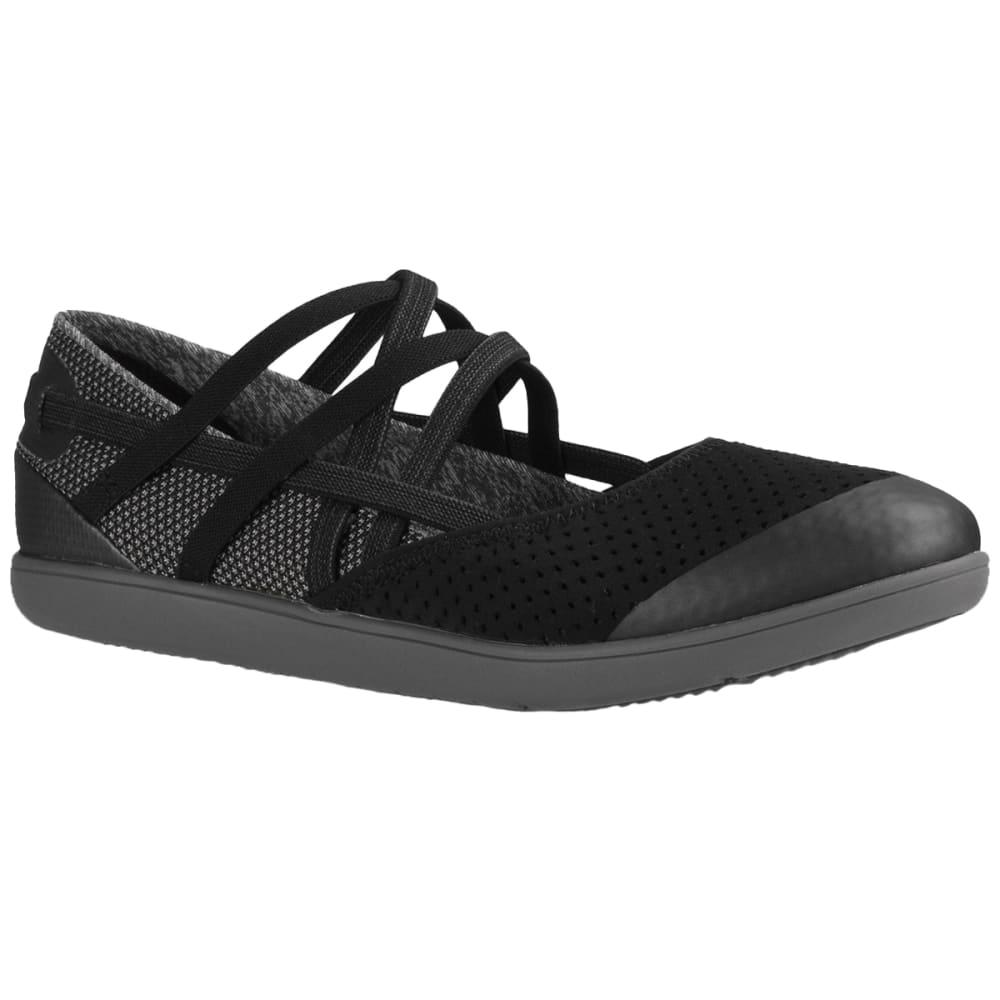 TEVA Women's Hydro-Life Slip-On Shoes - BLACK