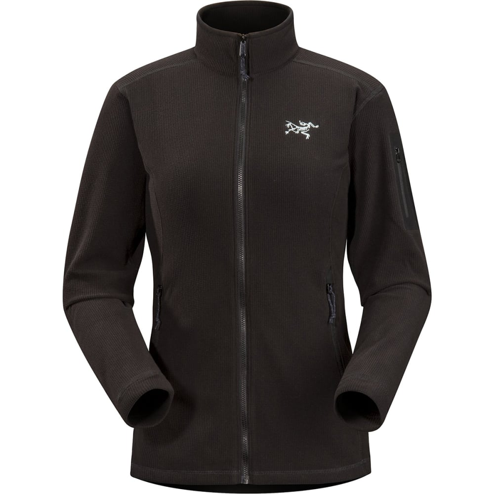 ARC'TERYX Women's Delta LT Jacket - BLACK