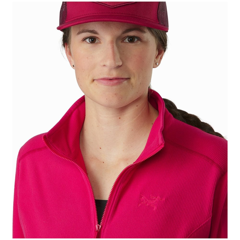 ARC'TERYX Women's Delta LT Jacket - IXORA