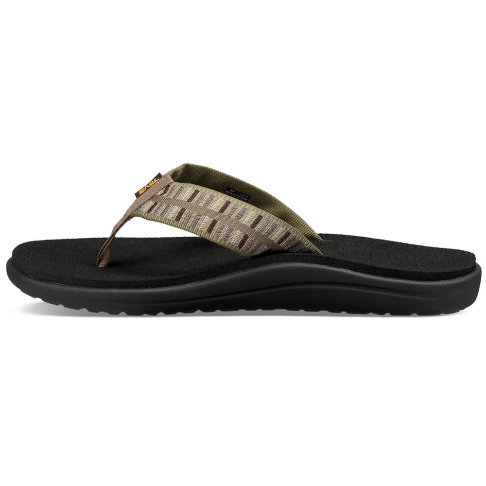 TEVA Men's Voya Flip Sandals - COLE OLIVE