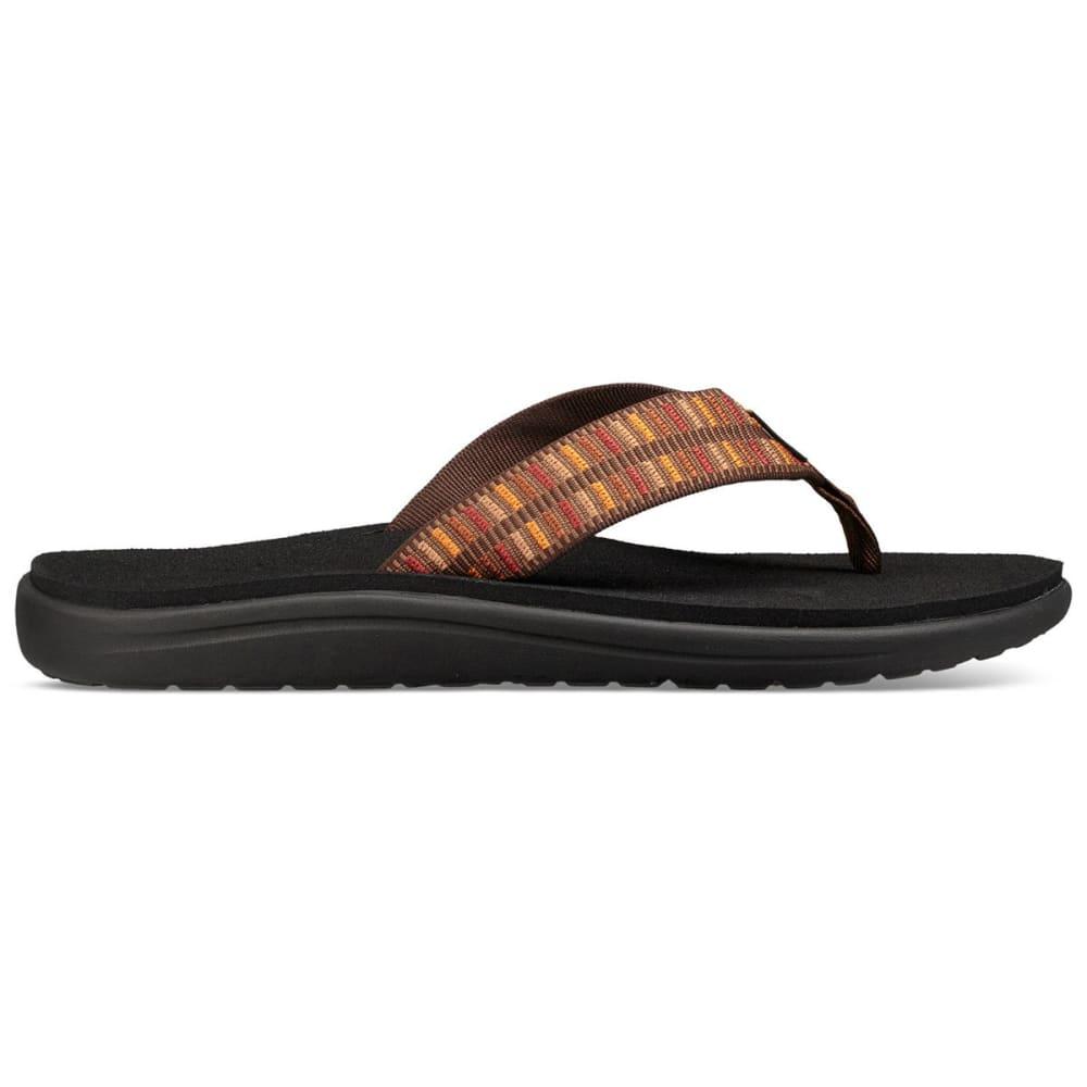 4b9513ca23103 ... TEVA Men  39 s Voya Flip Sandals - CARAMEL
